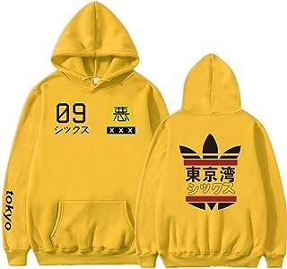 HNOSD 2019 Neue Männer Frauen Hoodies Harajuku Frühling Sw