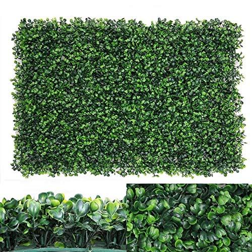 ADSIKOOJF 40 * 60 cm Home Decor Levendige Gras Mat Groene Kunstgras Plant Muur Bruiloft Decoratie Groen Kunststof Nep Bloemen