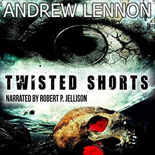 Twisted Shorts cover art