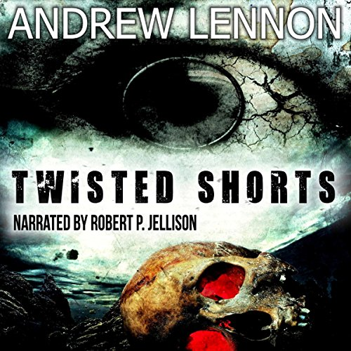 Twisted Shorts audiobook cover art