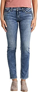 Silver Jeans Co. Women's Suki Straight