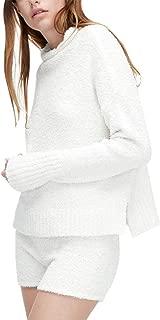 Women's Sage Fluffy Sweater Knit