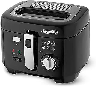 mesko MS-4908 Freidora de Aceite 2,5 Litros, 1800W,
