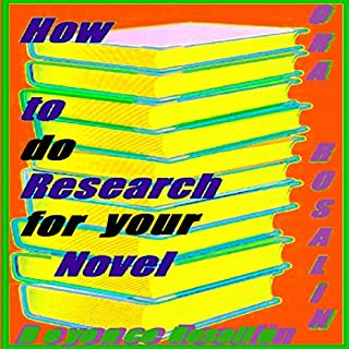 How to Do Research for Your Novel cover art