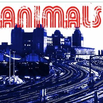 Animals - EP