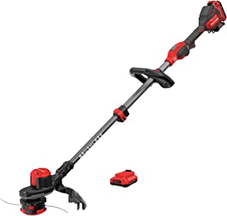 CRAFTSMAN V20 WEEDWACKER Cordless String Trimmer with Quickwind, 13-Inch (CMCST920D2)