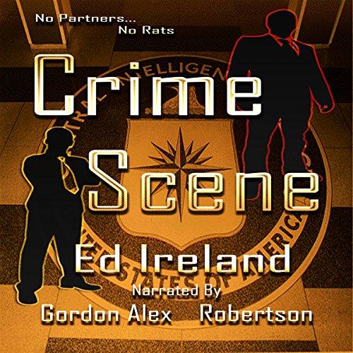 Crime Scene audiobook cover art