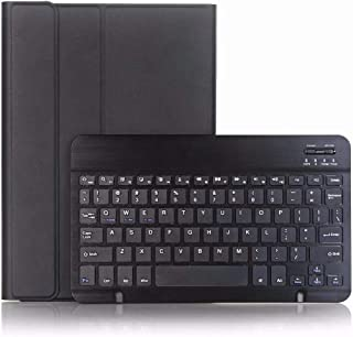 AWH Keyboard Case for Samsung Galaxy Tab A7, Ultra Thin, Slim Lightweight, Stand Cover with Detachable Wireless Bluetooth ...