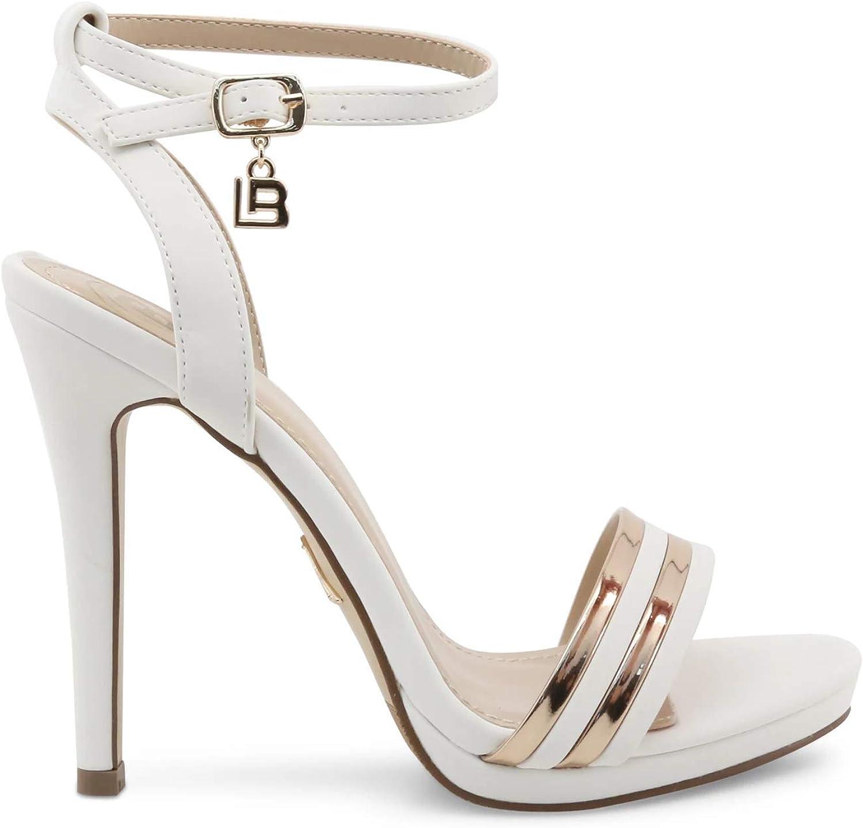 Laura Biagiotti Biagiotti Sandali damen Bianco (5466)  Online-Verkauf