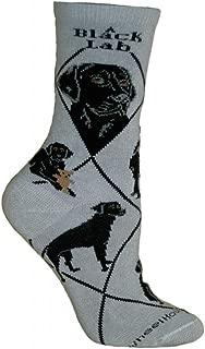 Black Lab Women's Argyle Socks (Shoe size 6-8.5)