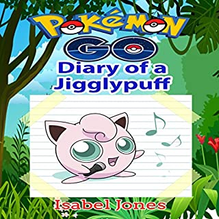 Pokemon Go: Diary of a Jigglypuff cover art