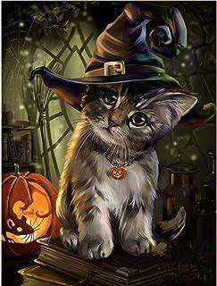 Best halloween cat art Reviews