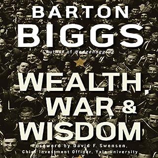 Wealth, War, and Wisdom audiobook cover art