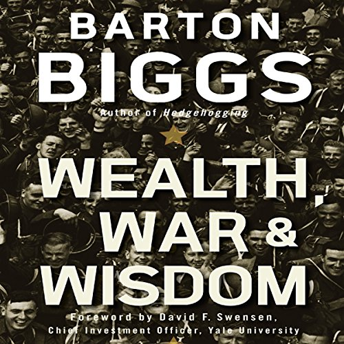 Wealth, War, and Wisdom audiobook cover art