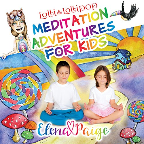 Lolli and the Lollipop audiobook cover art