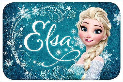 Star Licensing Disney Frozen Teppich, Polyester, Mehrfarbig, 40x 60x 1cm
