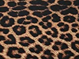 MINERVA Crafts Animal Print Stretch Lycra Bademode Kleid