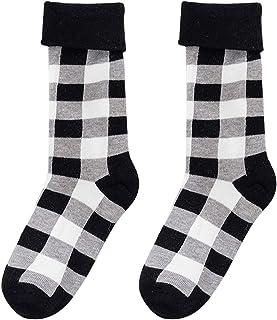 ROSEBEAR enfants chaussettes filles garçons chaussettes en coton, chaussettes pour hommes pour femmes chaussettes antidéra...
