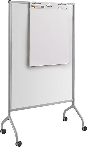 Safco 8511GR Impromptu Whiteboard Gray