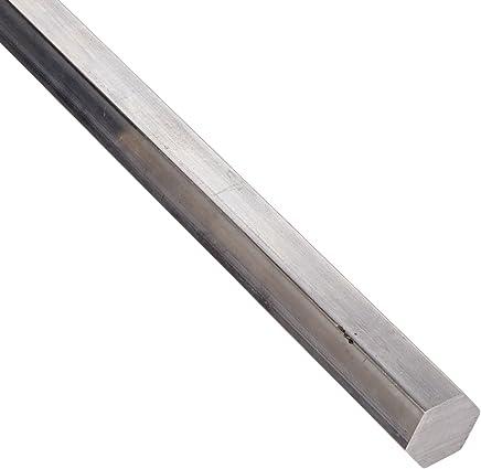 """12MM/"""" x 36/""""-Long 6061 T6 Aluminum Hexagon Bar -/>12MM/"""" 6061 T6 Aluminum Hex"""