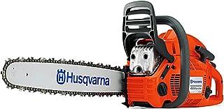 Husqvarna 455 Chainsaw X-Torq 56cc 20 Inch Bar Fast Start Low Vibration 965030298