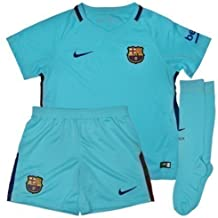 barcelona away mini kit