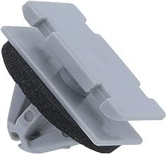 Rexka 20pcs Rocker Wheel Flare Moulding Clips for 14-18 Jeep (Grand) Cherokee WK2, KL & Compass MP Chrysler 68172491AA 68271803AA 68395627AA GM 11571175 19352782 Traverse