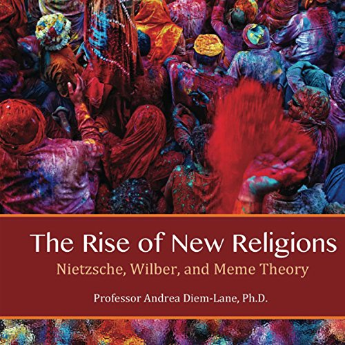 The Rise of New Religions cover art