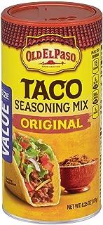 Old El Paso Taco Original Seasoning, 6.25 oz