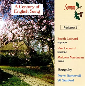A Century of English Song, Vol. 2
