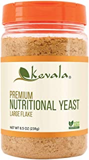 Kevala Nutritional Yeast 8.5 oz