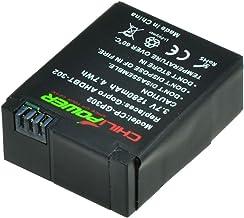 BATTERIA FOTOCAMERA-Caricabatterie supporto di ricarica per GoPro HD HERO 3 CHDHX 301 Black Edition