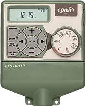 Orbit Irrigation Products Sprinkler System 4-Station Standard Indoor Mounted Control Timer, 1