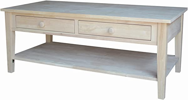 International Concepts Spencer Coffee Table