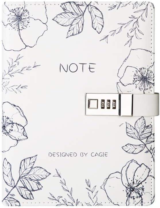 LIBAI Hand Max 76% OFF Ledger Loose-Leaf Detachable Spasm price Notebook Creativ Notepad