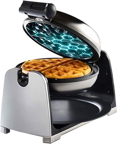 high quality Oster DiamondForce Nonstick Flip Waffle online sale Maker outlet sale - Silver outlet online sale