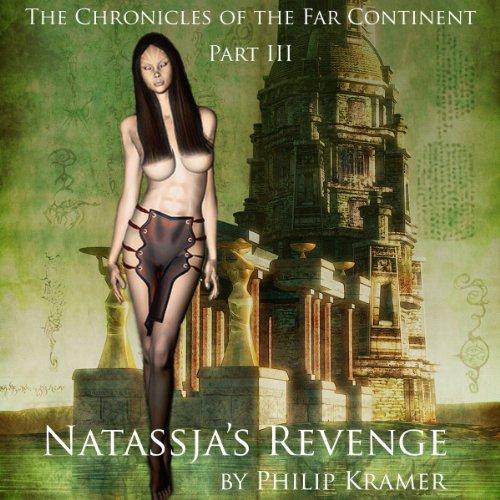 Natassja's Revenge audiobook cover art
