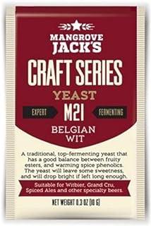 Mangrove Jack 5X Craft Series Yeast M21 Belgian Wit (10g)