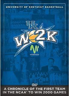 University of Kentucky: A Journey to 2000 Wins