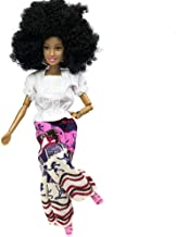 Hstore ✿Toy Figures, Joint African Doll Toy Black DollBaby Best Gift Toy