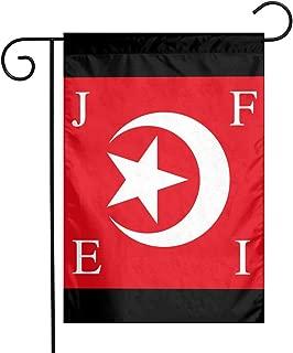 FLDD4XX Nation of Islam Flag Garden Flag for All Seasons 12