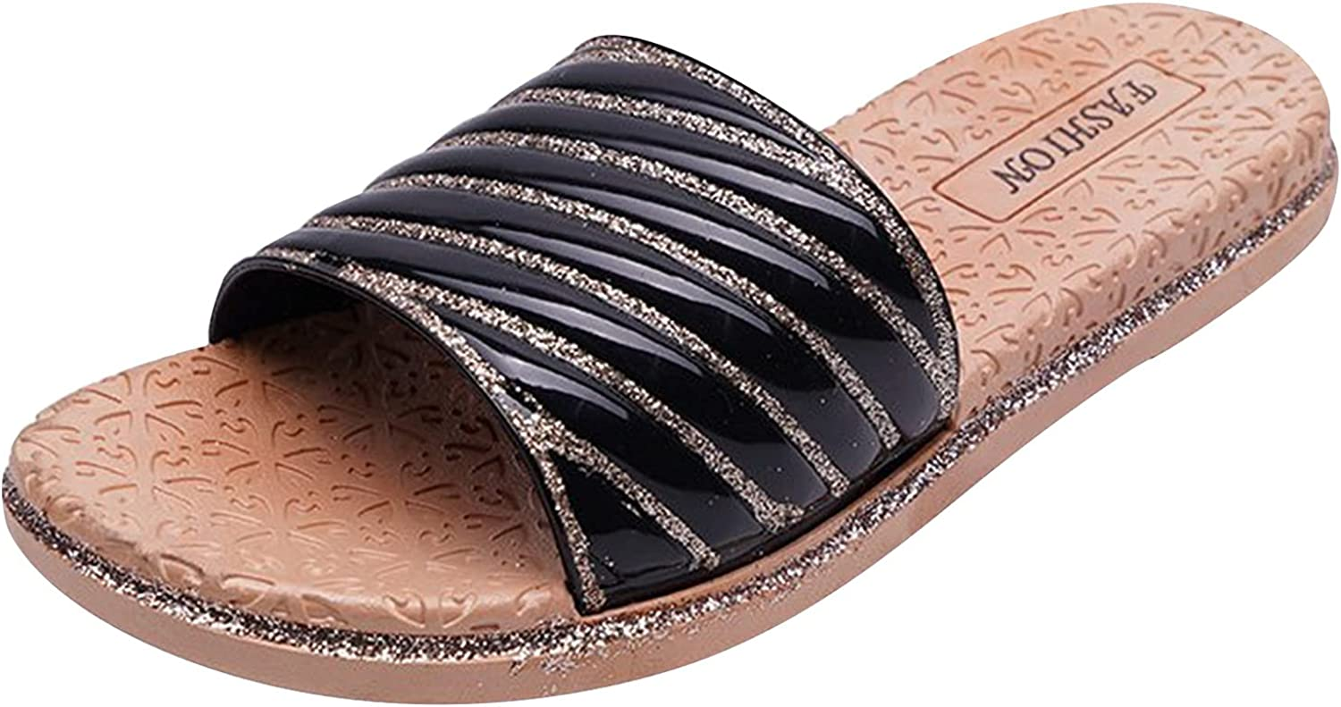 USYFAKGH New products world's highest quality popular Sandals for Women Girls Bohemian Style Pearl Flat Max 71% OFF