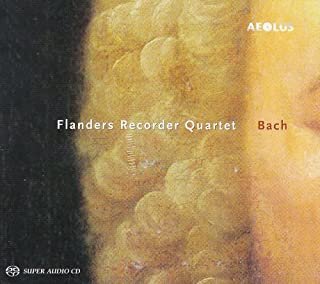 Bach: Flanders Recorder Quartet
