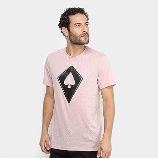 Camiseta MCD Pipa Rosa Mescla