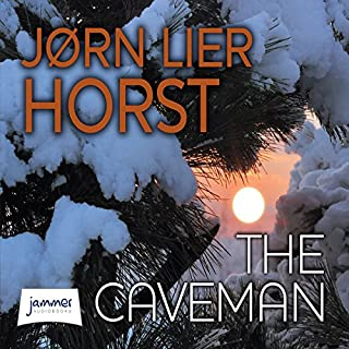 The Caveman audiobook cover art