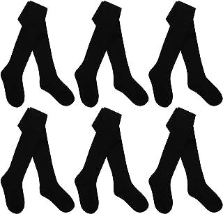 filles PACK DE TROIS COLLANTS Deux styles /à motifs ou /à rayures 0-6 6-12 12-18 18-24M