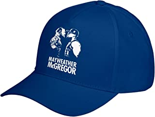 Hat McGregor vs Mayweather Adjustable Unisex Baseball Cap