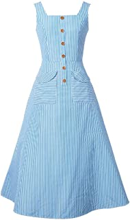 Women'S Vintage Dress 17950 European And American Fashion Personality Skirt
