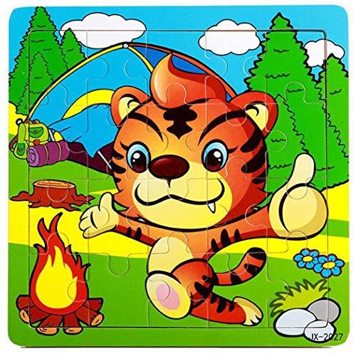 AIMADO I Vari Giocattoli di Legno del Modello dei Bambini Gioca i Giocattoli educativi educativi in anticipo Puzzle Classici