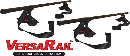 Malone VersaRail Bare Roof Cross Rail Rack